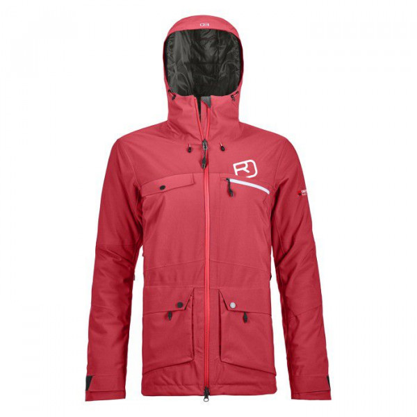 2L Swisswool Andermatt Jacket W