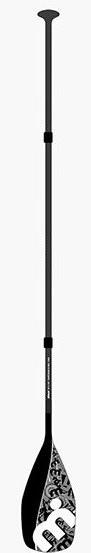 Ulani 3 Piece Vario High-end VollCarbon Blade 6.9