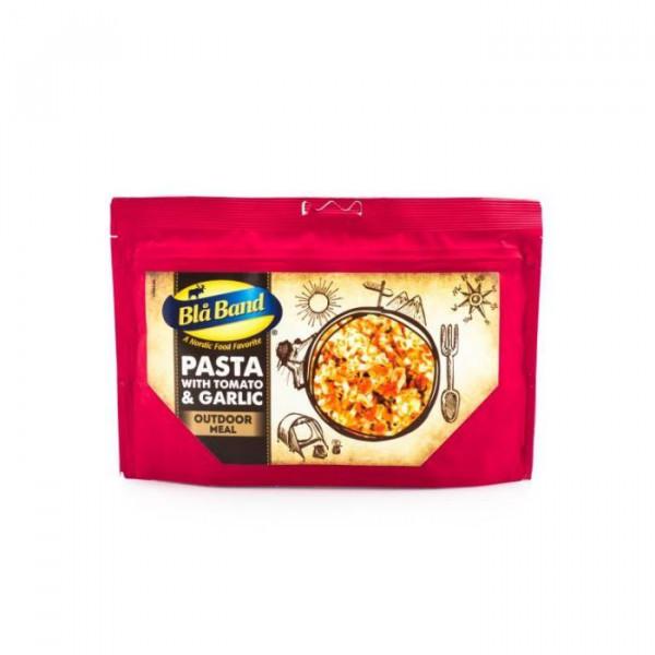 Pasta mit Tomate & Knoblauch