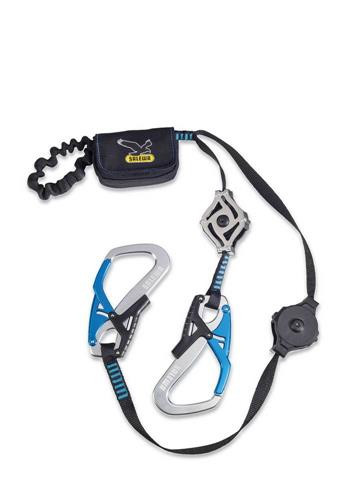 Set via ferrata ergo zip